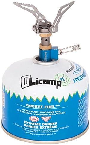Top 10 Best olicamp ion micro titanium stove Reviews