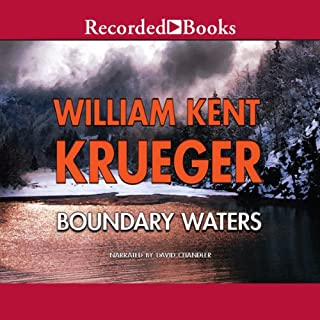 Boundary Waters audiobook cover art