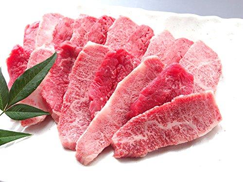 厳選 [ 黒毛和牛 めす牛 限定 ] 赤身・ 上 カルビ 焼肉 1.2Kg