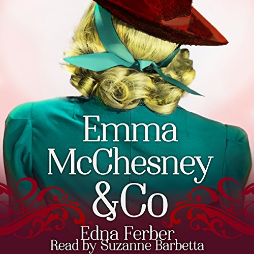 Emma McChesney & Co. audiobook cover art