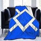 MeNoo Northern Cheyenne Ultra Soft Throw Blanket Flannel Fleece All Season Light Living Room/Bedroom Warm Blanket80 x60