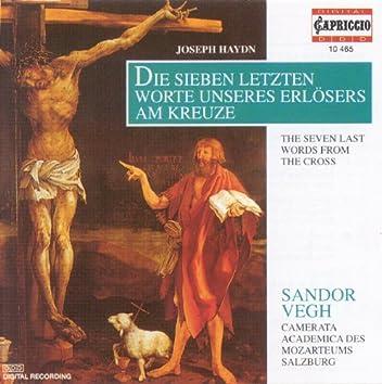 Haydn, J.: 7 Letzten Worte Unseres Erlosers Am Kreuze (Die) (The 7 Last Words) (Version for String Orchestra)