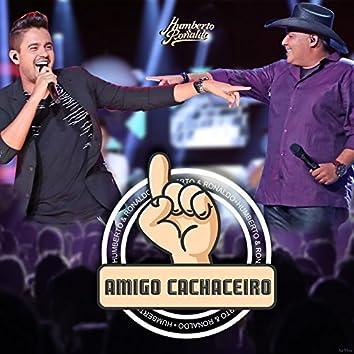 Amigo Cachaceiro (Ao Vivo) - Single