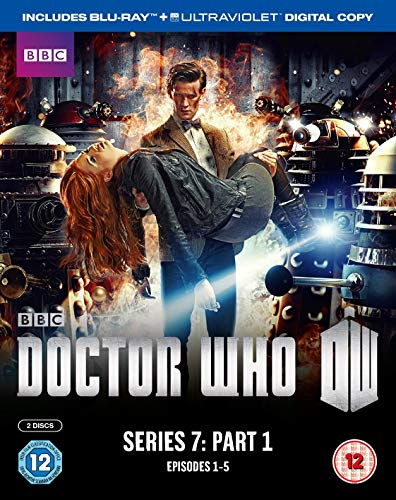 Doctor Who - Series 7, Part 1 [Blu-ray]
