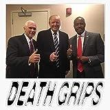 LAD Studio Trump Pence Carson Death Grips Pcm Memes Sticker Vinyl Bumper Sticker Decal Waterproof 5'