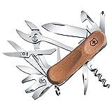 Victorinox Evowood Security Couteau Suisse Mixte Adulte, Autre, 85 mm