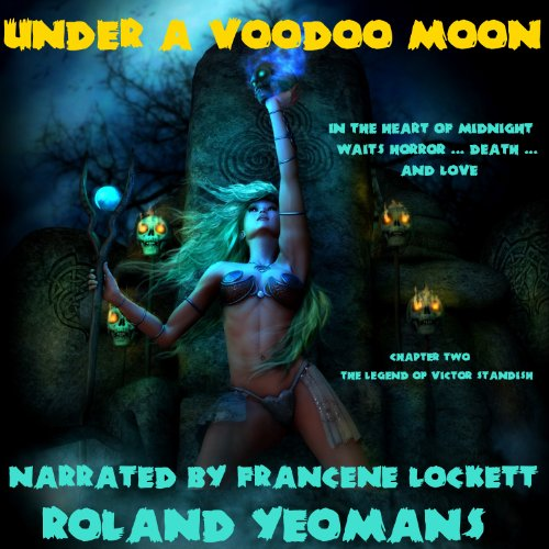 Under a Voodoo Moon audiobook cover art