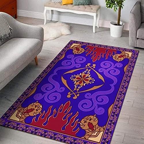 oHome Design Aladin Tapis magique pour salon