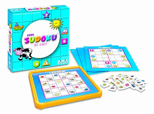 University Games Code Sudoku – My First
