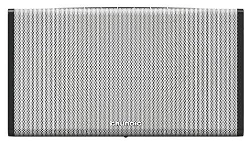 Grundig GLR6400 GSB 600 NFC Multimedia-Lautsprecher schwarz/Silber