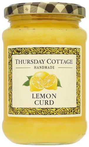 Thursdays Cottage Lemon Curd 310 g (Pack of 3)