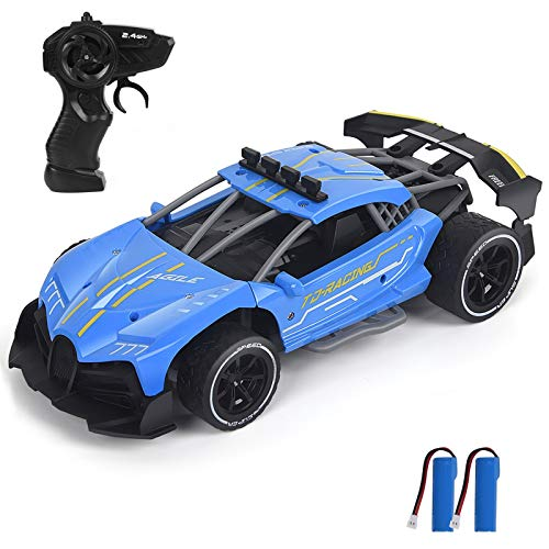 Drift RC Cars, 1/18 Scale Remote Control Car, 2.4Ghz High Speed Racing Sport Car, Electric Toy Car Best Xmas Gifts Birthday Gift for All Adults & Kids (5618-3)