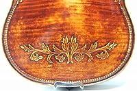 英国王室紋様 オールド仕上げ バイオリン 4/4 Royal English ストラディバリ