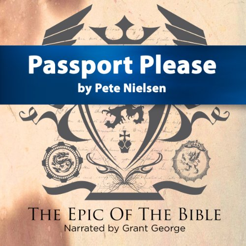 Passport Please, Second Edition audiobook cover art