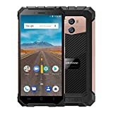 Ulefone Armor X - Smartphone Libre Android 8.1 (Pantalla 5,5' 2GB RAM + 16 ROM, Cámara Trasera Dual 13MP/5MP Frontal 8MP, Fingerprint, 4G...