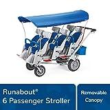 6-Passenger Fat Tire Stroller