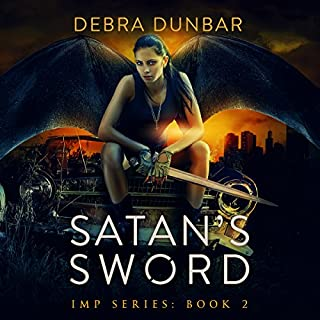 Satan's Sword audiobook cover art