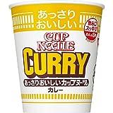 あっさりおいしいカップヌードル カレー 70g ×20食