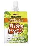 PERFECT VITAMIN(パーフェクトビタミン) 1日分のビタミンゼリーマスカット味 1セット(24個) ハウスウェルネスフーズ