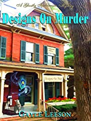 Designs On Murder: A Ghostly Fashionista Mystery (Ghostly Fashionista Mystery Series Book 1)