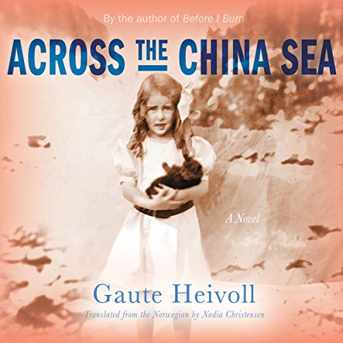 Across the China Sea audiobook cover art