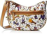 Etichetta di autenticità piero guidi Stella Hobo Bag, Borsa a Spalla Donna, (Bianco), 36x26x10 cm (W x H x L)