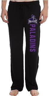 XJX Men's Furman Paladins Football Logo Lounge Pajama Pants