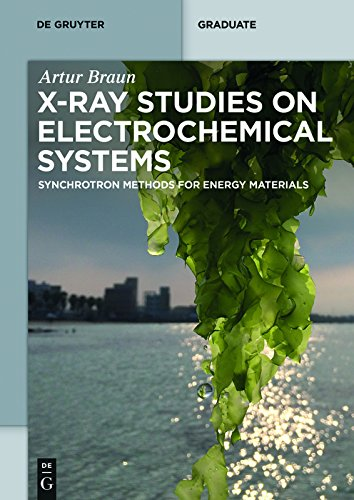 X-ray Studies on Electrochemical Systems: Synchrotron Methods for Energy Materials (De Gruyter Textbook) (English Edition)