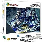 Mini rompecabezas para adultos 1000 piezas League of Legends Jigsaw Puzzle para adultos y niños (75 x 50 cm) divertido juego de regalos significativos