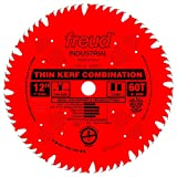 """Best Freud Miter Saws - Freud 12"""" x 60T Thin Kerf Combination Blade Review"""