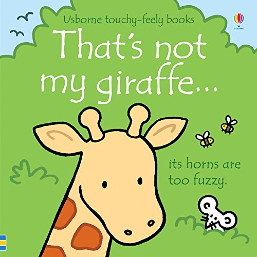 That's not my giraffe...: 1
