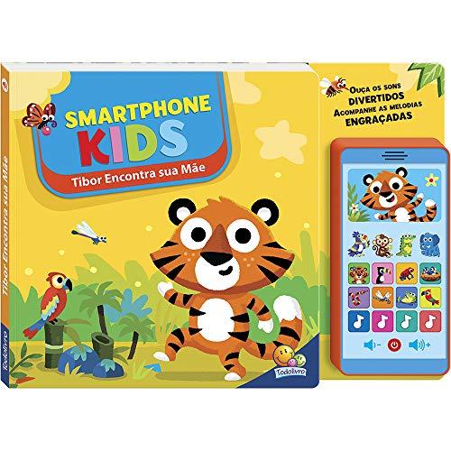 Smartphone kids: Tibor encontra sua mãe