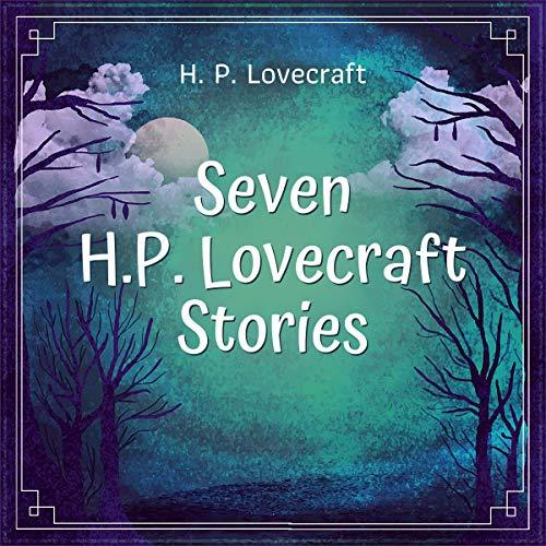 『Seven H.P. Lovecraft Stories』のカバーアート