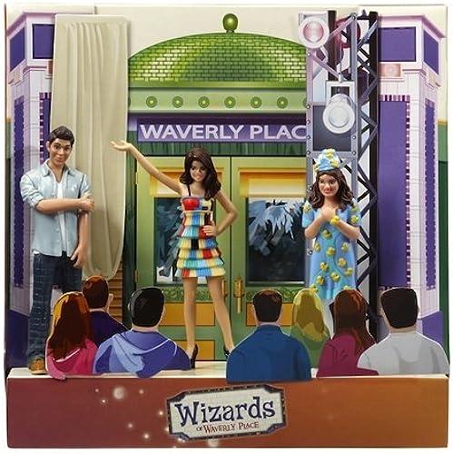 diseño simple y generoso Wizards of Waverly Waverly Waverly Place Favorite Episode Fashion Week Playset by Mattel  comprar nuevo barato