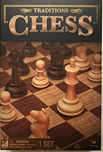 Traditions Chess Board Game 1 Set
