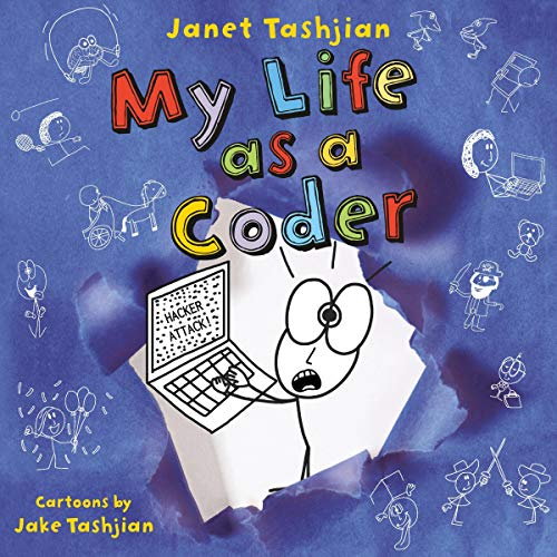 My Life as a Coder  By  cover art