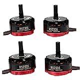 Crazepony-UK 4pcs EMAX RS2205 2300KV Brushless Motor 2CW...
