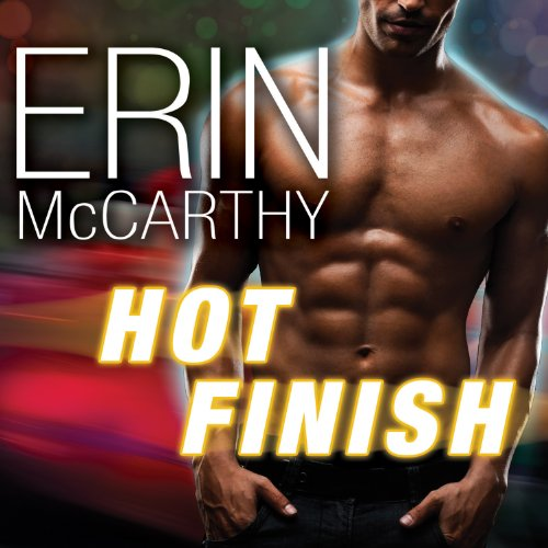 Hot Finish audiobook cover art