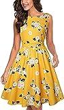 Womens Dresses Tea Party Dresses 1950s Vintage Dresses...