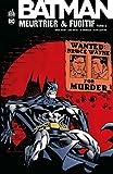 Batman - Meurtrier & fugitif - Tome 2 - Format Kindle - 14,99 €