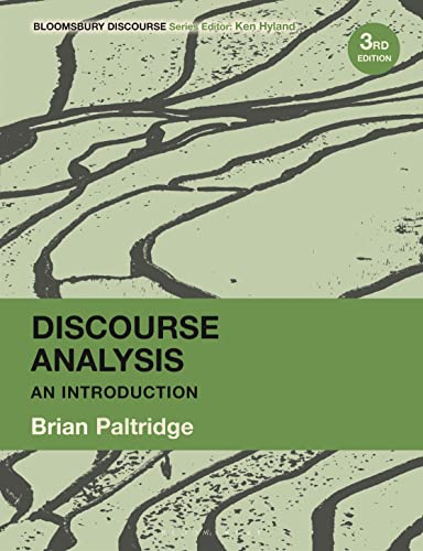 Discourse Analysis: An Introduction (Bloomsbury Discourse) (English Edition)