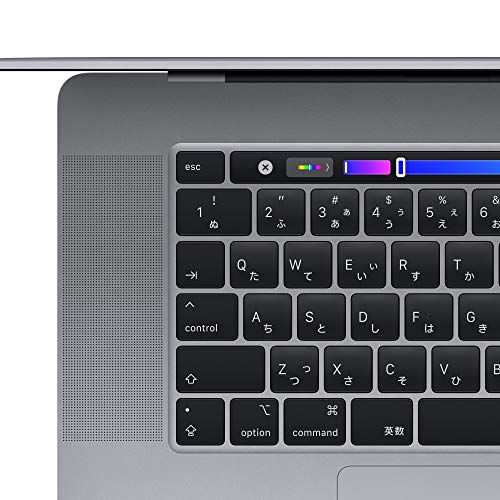 NewAppleMacBookPro(16インチ,最新,16GBRAM,1TBストレージ,2.3GHzIntelCorei9プロセッサ)-スペースグレイ
