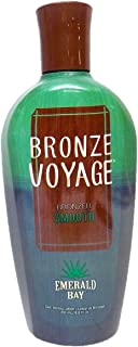 Emerald Bay Bronze Voyage Bronzer Smooth Tanning Lotion (8.5 Ounce)