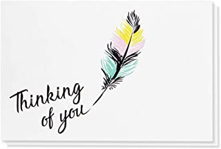 Best thinking of you note cards Reviews