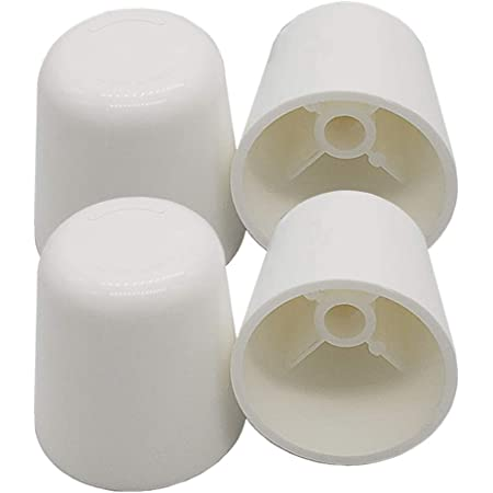 Stinky Johns Tall Toilet Bolt Caps 100/% Made in USA! Universal Fit, 2 Pack Dont Cut Those Bolts