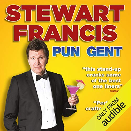 Pun Gent audiobook cover art