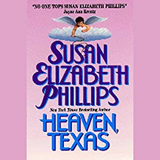 Heaven, Texas audiobook cover art