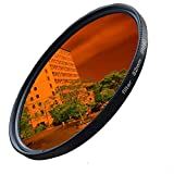 XPOXx 52-82mm IR680 IR720 IR760 IR850 IR950 infrarrojo infrarrojo infrarrojo IR Filtro 720nm Funística fotografía artística de la cámara Filtro de Lentes (Caliber : 58mm, Color : IR760)