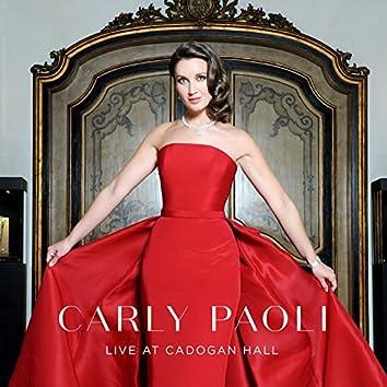 Live at Cadogan Hall
