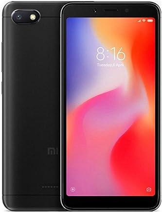 Xiaomi Redmi 6A Dual SIM 16GB Negro Version Global Desbloqueado